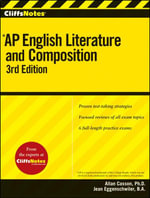 Cliffsnotes AP English Literature and Composition, 3rd Edition - Allan Casson