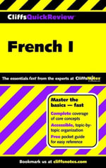 CliffsQuickReview French I - Gail Stein
