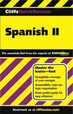 CliffsQuickReview Spanish II - Jill Rodriguez