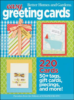 Easy Greeting Cards - Better Homes and Gardens