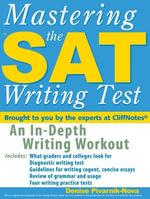 Mastering the SAT Writing Test - Denise Pivarnik-Nova
