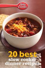 Betty Crocker 20 Best Slow Cooker Dinner Recipes - Betty Crocker