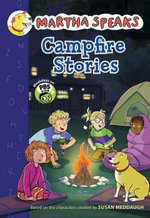 Martha Speaks : Campfire Stories (Chapter Book) - Susan Meddaugh