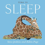 Time to Sleep Big Book - Steve Jenkins