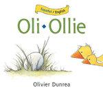 Oli/Ollie Bilingual Board Book - Olivier Dunrea