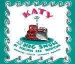 Katy and the Big Snow Lap Board Book - Virginia Lee Burton