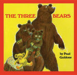 The Three Bears Big Book - Paul Galdone