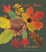 Leaf Man Big Book - Lois Ehlert