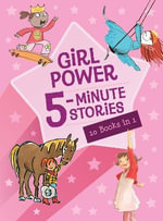 Girl Power 5-Minute Stories - Houghton Mifflin Harcourt