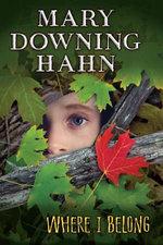 Where I Belong - Mary Downing Hahn