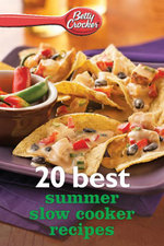 Betty Crocker 20 Best Summer Slow Cooker Recipes - Betty Crocker