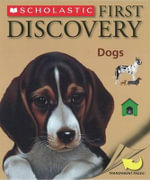 First Discovery Dogs - Gallimard Jeunesse