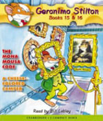 Geronimo Stilton : The Mona Mousa Code/A Cheese-Colored Camper - Geronimo Stilton