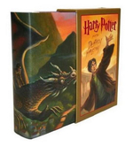 Harry Potter and the Deathly Hallows - Deluxe Edition : Harry Potter (Hardcover) - J K Rowling