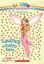 Rainbow Magic :  Lauren the Puppy Fairy : The Pet Fairies : Book 4 - Daisy Meadows