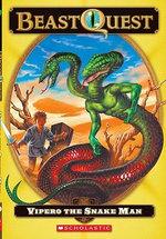 Vipero the Snake Man : The Golden Armour USA Series : Book 10 - Adam Blade