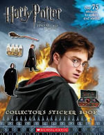 Harry Potter and the Half-Blood Prince Collector's Sticker Book : Harry Potter Movie 6 - Scholastic Inc