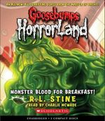 Monster Blood for Breakfast - R L Stine