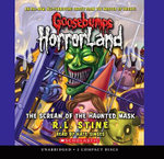 The Scream of the Haunted Mask - R L Stine
