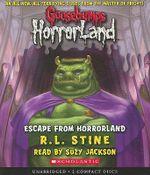 Escape from Horrorland : Goosebumps: Horrorland (Scholastic Audio) - R L Stine