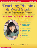 Teaching Phonics & Word Study in the Intermediate Grades : A Complete Sourcebook - Wiley Blevins