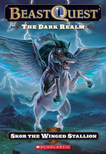 Skor the Winged Stallion : The Dark Realm USA Series : Book 14 - Adam Blade