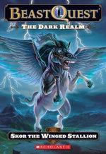 Skor the Winged Stallion : The Dark Realm USA Series : Book 14 - Adam Blade