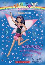 Rainbow Magic : Samantha the Swimming Fairy : The Sports Fairies : Book 5 - Daisy Meadows