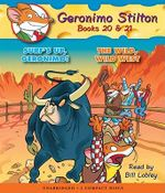 Geronimo Stilton, Books 20 & 21 : Surf's Up, Geronimo!/The Wild, Wild West - Geronimo Stilton