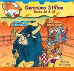 Surf's Up, Geronimo! / The Wild, Wild West : Geronimo Stilton Series : Book 20 and 21 - Geronimo Stilton