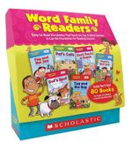 Word Family Readers Set : Easy-To-Read Storybooks That Teach the Top 16 Word Families to Lay the Foundation for Reading Success - Liza Charlesworth