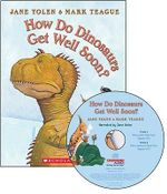 How Do Dinosaurs Get Well Soon? - Audio - Jane Yolen