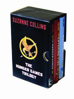 The Hunger Games Trilogy Boxed Set : 3 x Hardcover Books in 1 x Slipcased Box : Hunger Games - Suzanne Collins