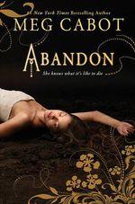 Abandon : Abandon - Meg Cabot