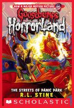 Goosebumps HorrorLand #12 : Streets of Panic Park - R.L. Stine