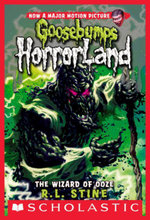 Goosebumps HorrorLand #17 : The Wizard of Ooze - R.L. Stine