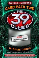 The 39 Clues : Cahills vs. Vespers Card Deck : Pack 2 - Jude Watson