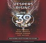 Vespers Rising : 39 Clues (Audio) - Rick Riordan
