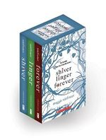 Shiver Trilogy ( Shiver, Linger, Forever ) - 3 x Hardcover Books in a Boxed Set : Wolves of Mercy Falls Series - Maggie Stiefvater
