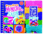 Pom-Pom Monster Salon : Klutz Series - Klutz