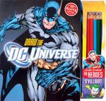 Draw the DC Universe 6-Pk - Kaitlyn Nichols