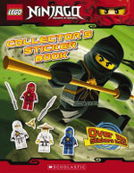 Lego Ninjago : Collector's Sticker Book - Inc. Scholastic