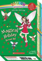 Rainbow Magic Special Edition : Magical Holiday Boxed Set: (Includes Four Sparkly Special Editions!) - Daisy Meadows