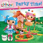 Lalaloopsy : Party Time! - Scholastic, Inc.