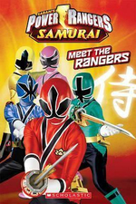 Power Rangers Samurai : Meet the Rangers - Scholastic, Inc.