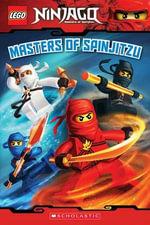 Masters of Spinjitzu : Lego Ninjago Reader 2 - Tracey West