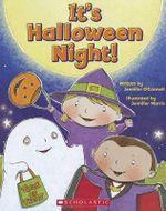 It's Halloween Night! - Jennifer O'Connell