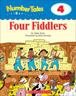 Number Tales : Four Fiddlers - Teddy Slater