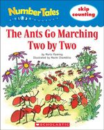 Number Tales : The Ants Go Marching Two by Two - Maria Fleming
