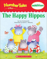 Number Tales : The Happy Hippos - Liza Charlesworth